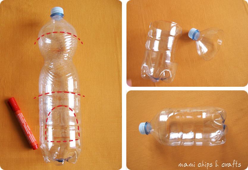 Пошаговая инструкция как сделать 5 литровой бутылки поросенка 291